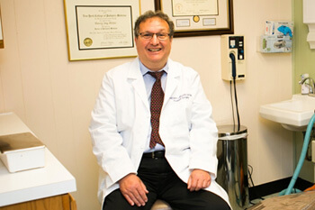 Podiatrist Dr. Henry J. Miller in the Freehold, NJ 07728 area