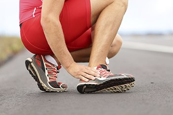 ankle pain treatment in the Freehold, NJ 07728 area